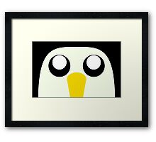 Adventure Time characters Framed Print