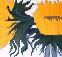 Sunflowers by Jacqueline Eirian McKay
