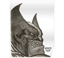 Danger Megbel's Comic Series (Wolverine) Poster