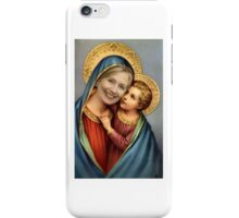 Clinton and Child iPhone Case/Skin