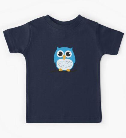 Sweet & cute owl Kids Tee
