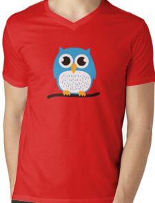 Sweet & cute owl Mens V-Neck T-Shirt