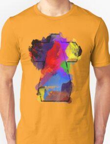 Justice Watercolour Unisex T-Shirt
