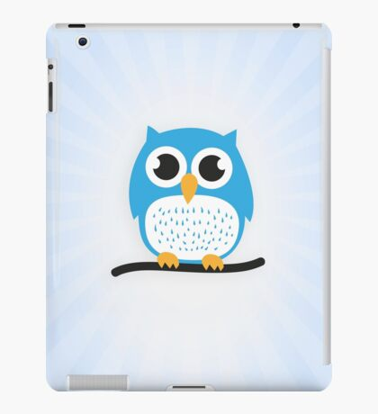 Sweet & cute owl iPad Case/Skin