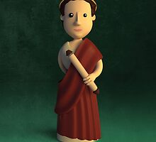 Hypatia of Alexandria - Delta Cruel Blow by chayground