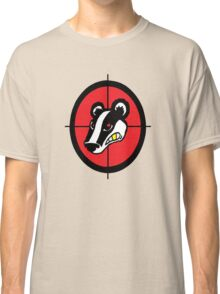 Angry Badger Classic T-Shirt