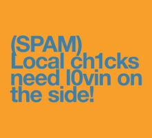 (Spam) Local chicks! (Cyan type) by poprock