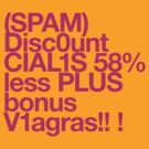 (Spam) Discount Cialis! (Magenta type) by poprock