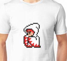 pixel white mage Unisex T-Shirt