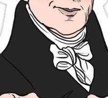The Founding Bros: James Madison Sticker