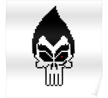 Kazuya: The Punisher Poster