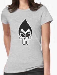 Kazuya: The Punisher Womens Fitted T-Shirt
