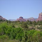 Sedona by Valerie Howell