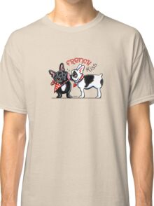 French Kiss {Type} Classic T-Shirt