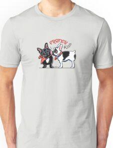 French Kiss {Type} Unisex T-Shirt