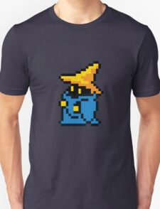 pixel black mage Unisex T-Shirt
