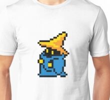 pixel black mage Unisex T-Shirt