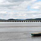 Boat on the Beach by Fury Iowa-Jones