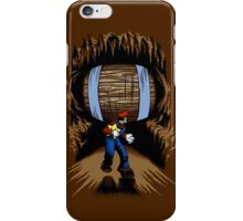 Raiders of the Lost Level iPhone Case/Skin