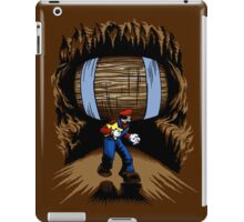 Raiders of the Lost Level iPad Case/Skin