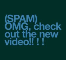 (Spam) OMG video! (Cyan type) by poprock