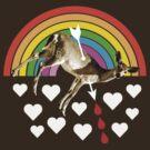 Deer Heartbreak by scoundrel