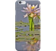 Lilies on Parry's Lagoon iPhone Case/Skin