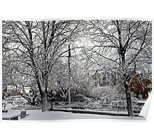 Snowfall3 Poster