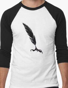 Carrion Quill Men's Baseball ¾ T-Shirt