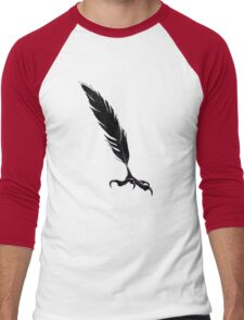 Carrion Quill Men's Baseball ¾ T-Shirt
