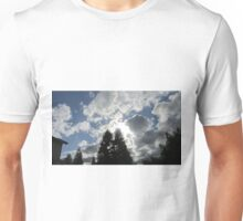 Clouds in the Neighborhood  Unisex T-Shirt