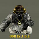 Gor is a D.J by Monjii