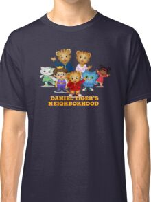 Daniel Tiger welcomes you Classic T-Shirt