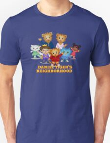 Daniel Tiger welcomes you T-Shirt
