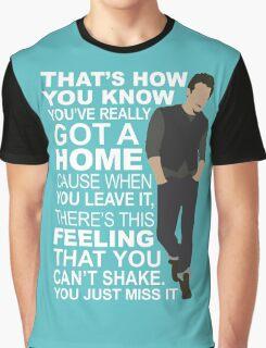 Nealfire - Feeling of Home Graphic T-Shirt