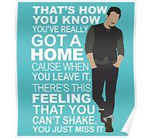 Nealfire - Feeling of Home Poster