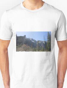 Yosemite Mountain Range T-Shirt