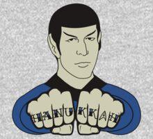 Spock Hanukkah! by zenjamin