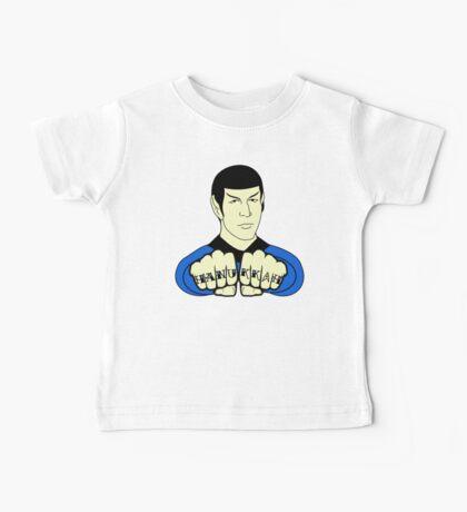 Spock Hanukkah! Baby Tee