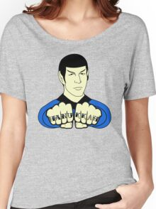 Spock Hanukkah! Women's Relaxed Fit T-Shirt