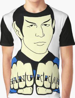Spock Hanukkah! Graphic T-Shirt