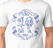 usa warriors ancient by rogers bros Unisex T-Shirt