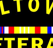 'Illtown Veteran' Sticker