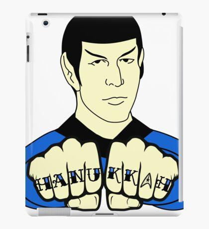 Spock Hanukkah! iPad Case/Skin
