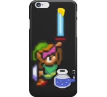 ledgend of zelda link 710 iPhone Case/Skin