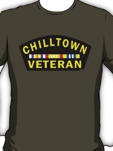 'Chilltown Veteran' T-Shirt