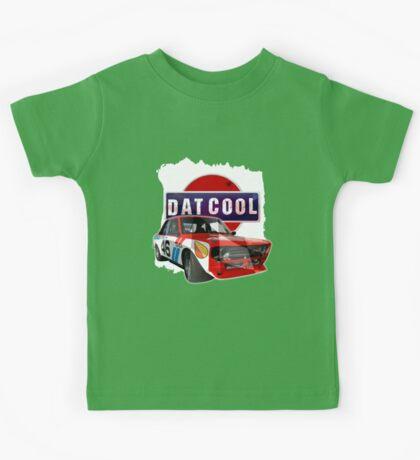 Dat Cool - Retro Datsun Tee Shirt Kids Tee