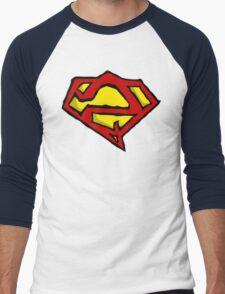 Bizarro Men's Baseball ¾ T-Shirt