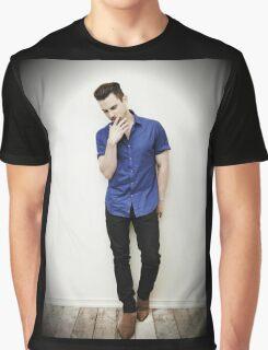Matt Bomer Graphic T-Shirt
