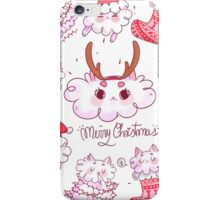 Meow Christmas iPhone Case/Skin